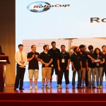 Our @Work team ranked 3rd @RoboCup '15 in China